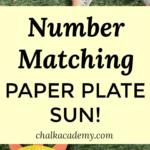 number matching sunshine craft