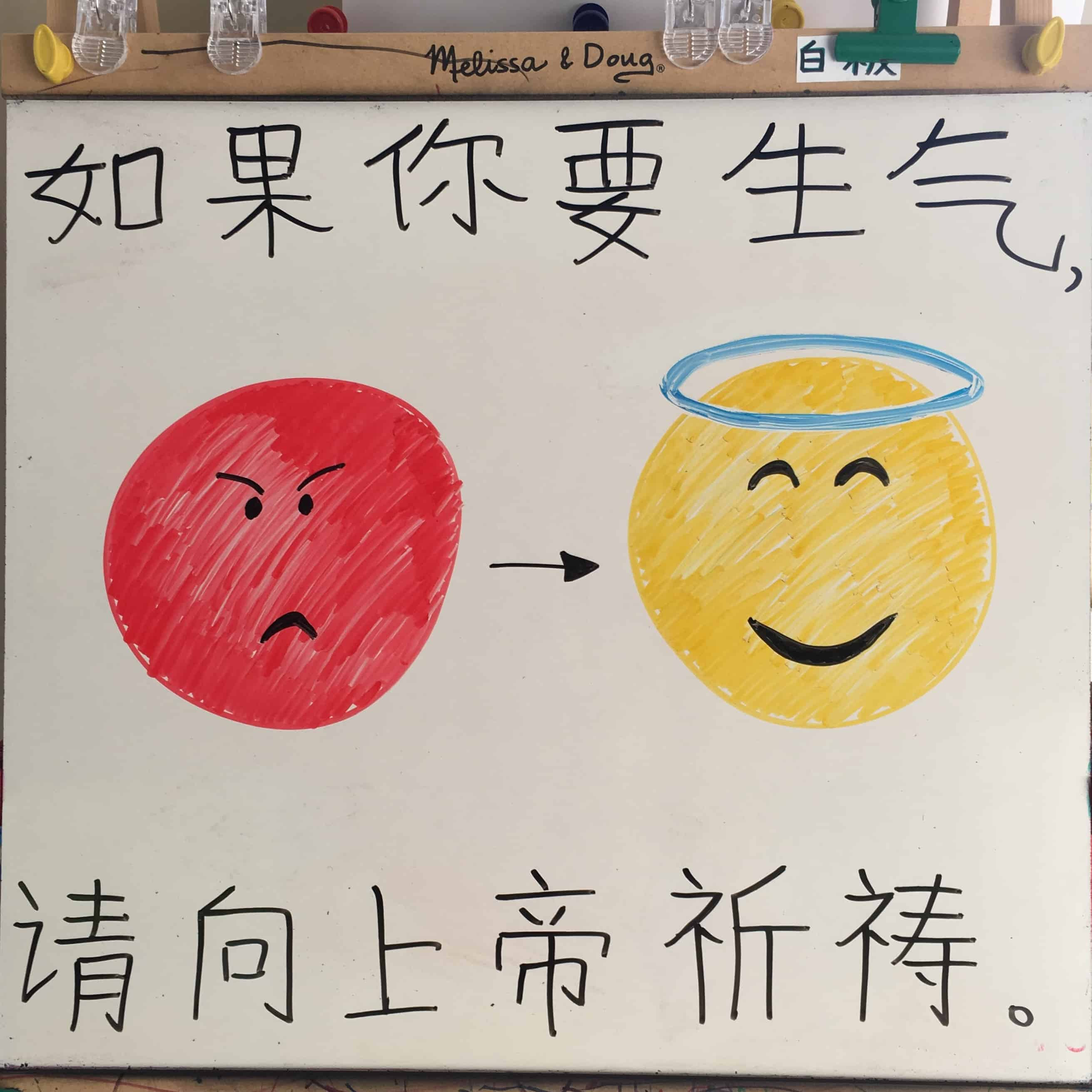 Emoji Easel Education