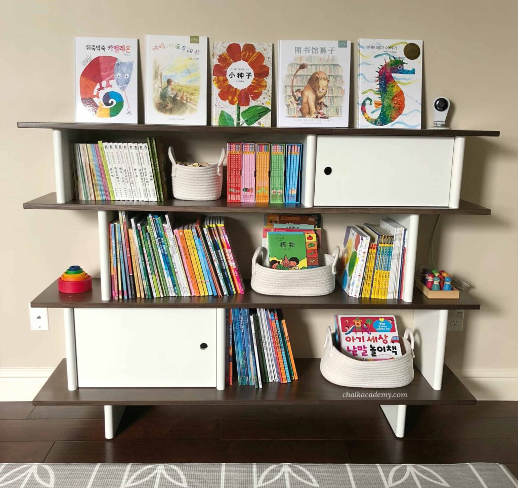 Chinese home library - Chinese books for kids