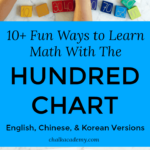 Montessori Hundred Chart - More than 10 Fun Ways to Learn Math