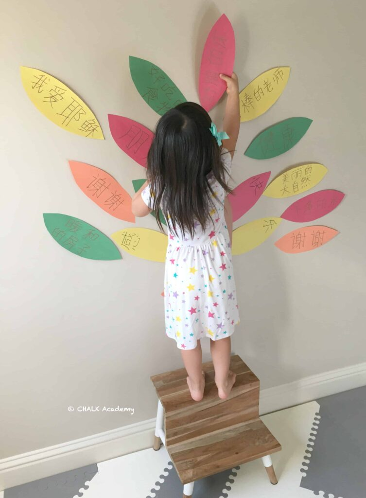 Thanksgiving Craft: Giant Thankful Wall Turkey