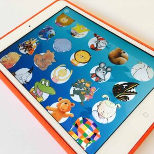 Educational Chinese apps for children learning Mandarin Chinese