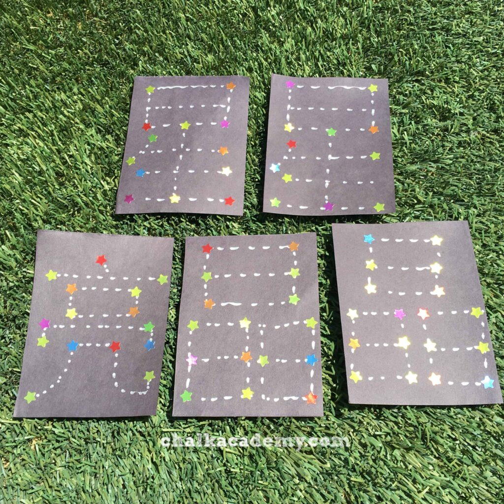 Chinese Twinkle Twinkle Little Star Lyrics and activity