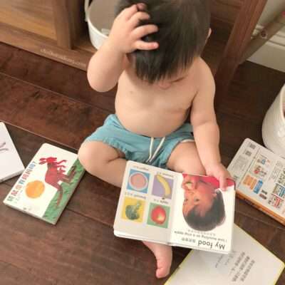 Choosing Chinese Books for Babies and Toddlers – Montessori-Friendly Tips and Examples