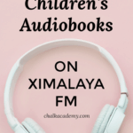Free Chinese Children's Audiobooks on Ximalaya Pinterest