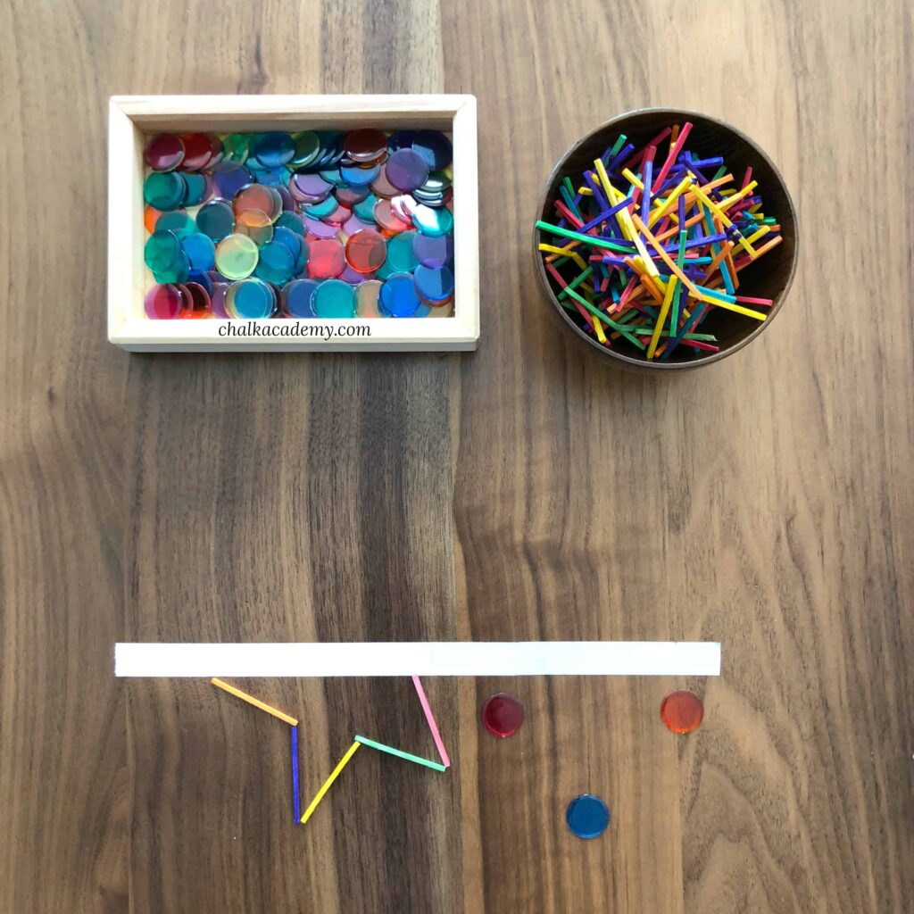 Symmetry learning activities for kids