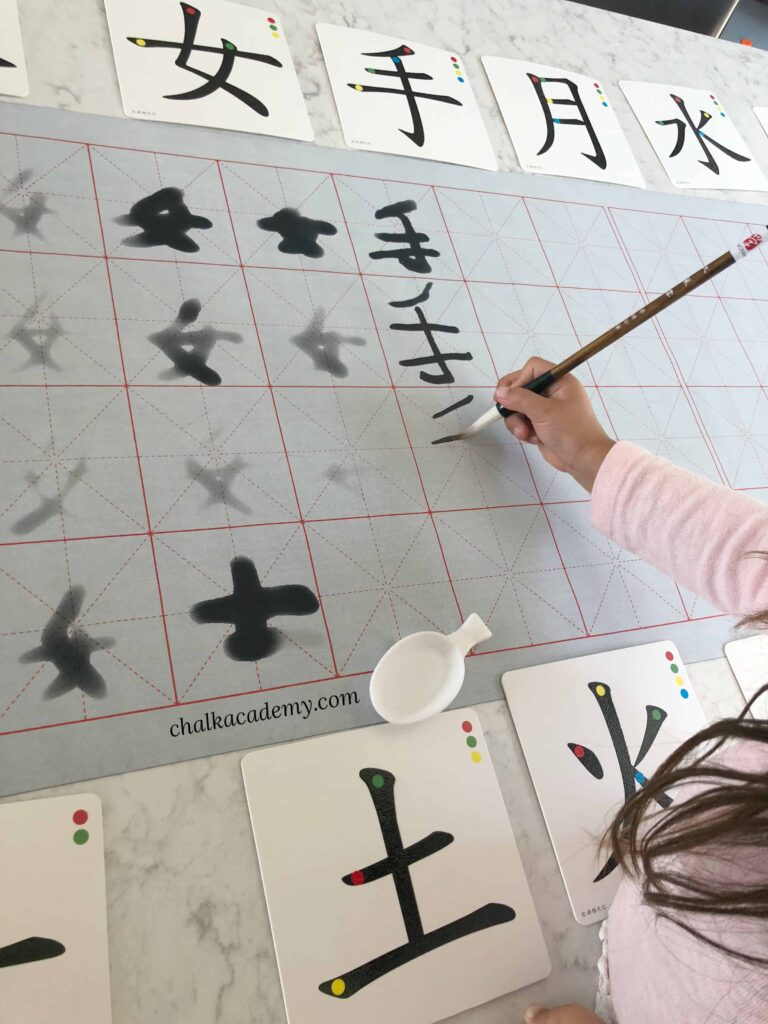 Magic Water Calligraphy Cloth - Painting Chinese characters