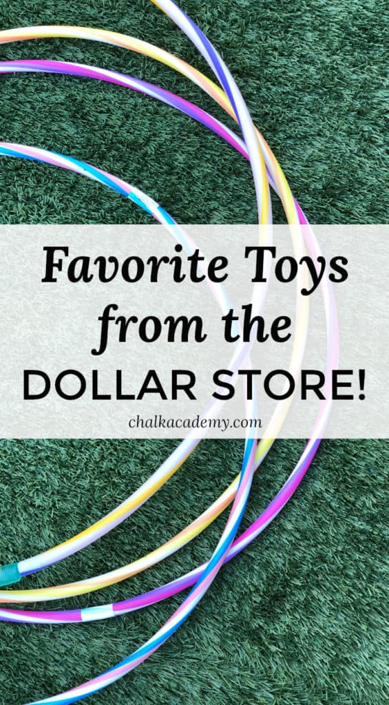 Dollar Store Favorites: School Supplies and Toys for Kids!
