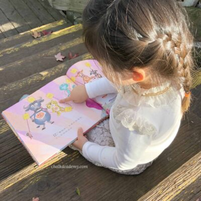 Chinese Reading Progress: Videos of My Daughter From Age 3-6 Years