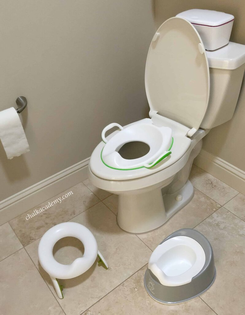 Top 3 potty seats for toddlers