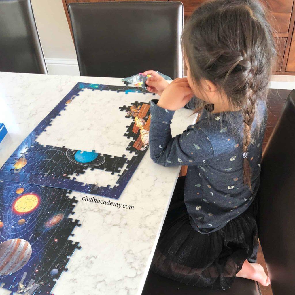 Ravenburger Solar System Jigsaw Puzzle