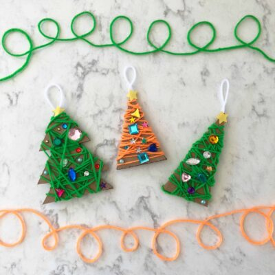 Hands-On Christmas Activities – Quick and Easy Crafts for Kids!