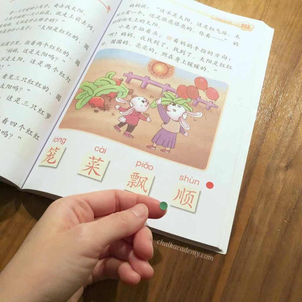 Teach Kids Chinese - How I Taught My Child to Read 1000 Chinese Characters as a Non-Fluent Speaker - Chinese books Si Wu Kuai Du