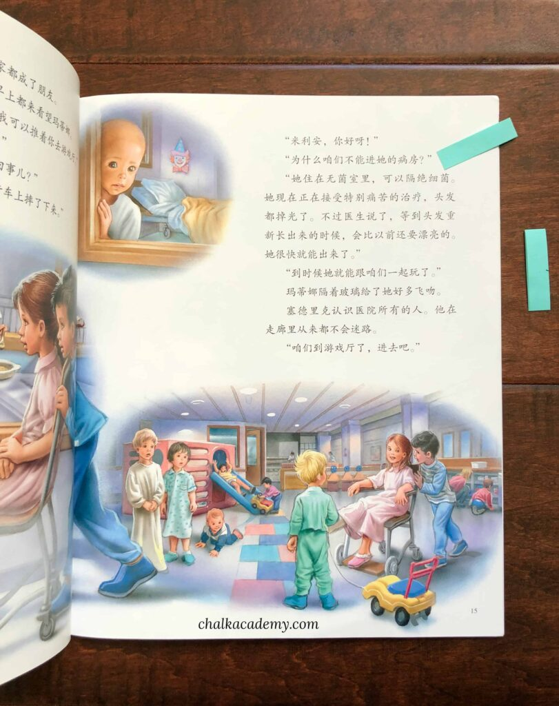 Teach Kids Chinese - How I Taught My Child to Read 1000 Chinese Characters as a Non-Fluent Speaker - Chinese books Martine Series