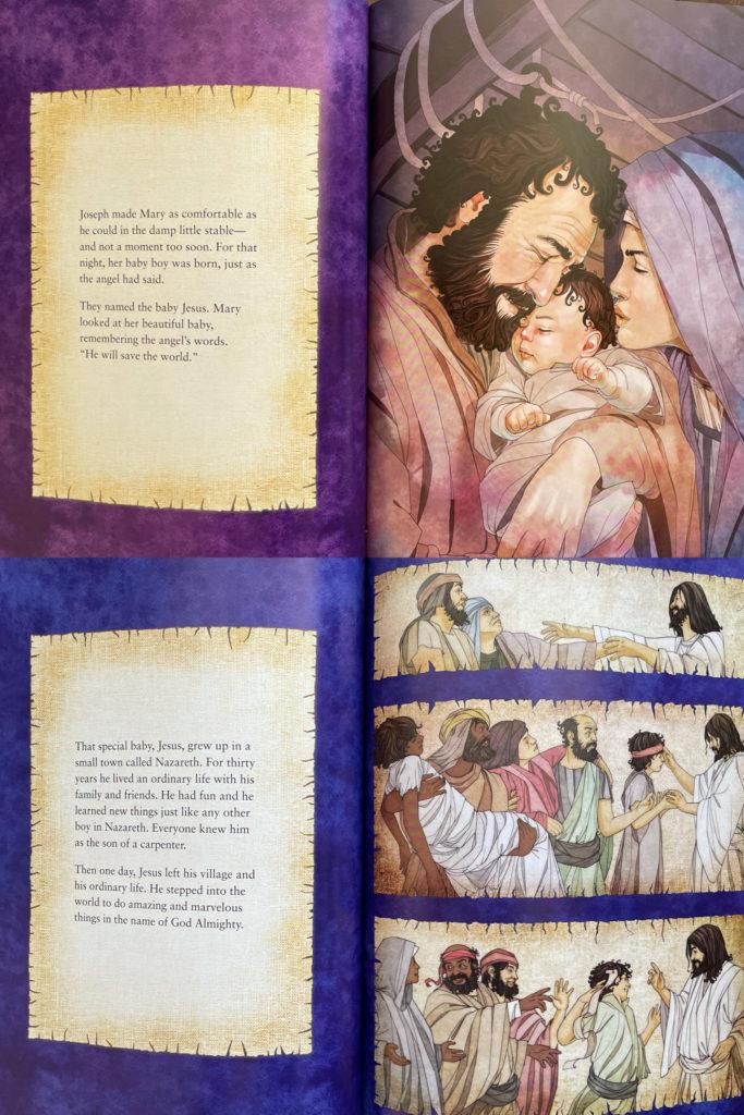 Max Lucado The Christmas Story for Children