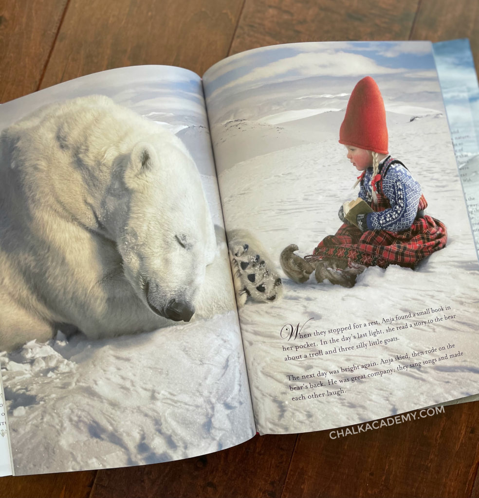A CHRISTMAS WISH picture book
