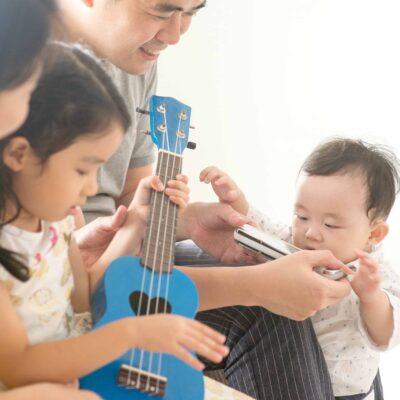 Chinese music for kids - songs in Mandarin