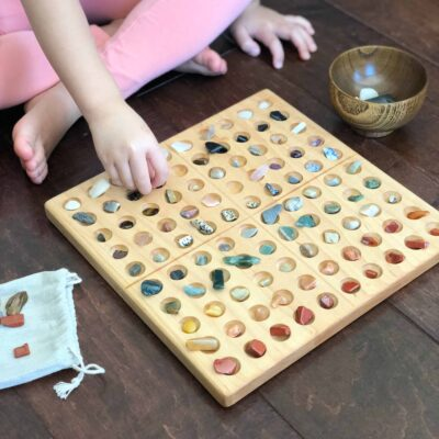 Hundred Board: 10+ Fun Ways to Learn With This Montessori Resource!