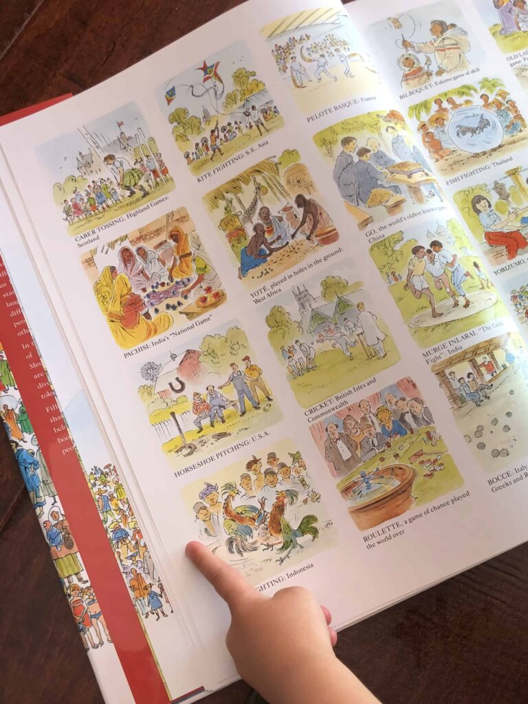 人 (People) by Peter Spier picture book for children