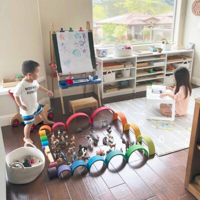 Schedule Challenges with 2-and 5-Year-Old Kids Learning 3 Languages