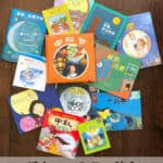 Mid Autumn Festival Chinese and English Books for Kids