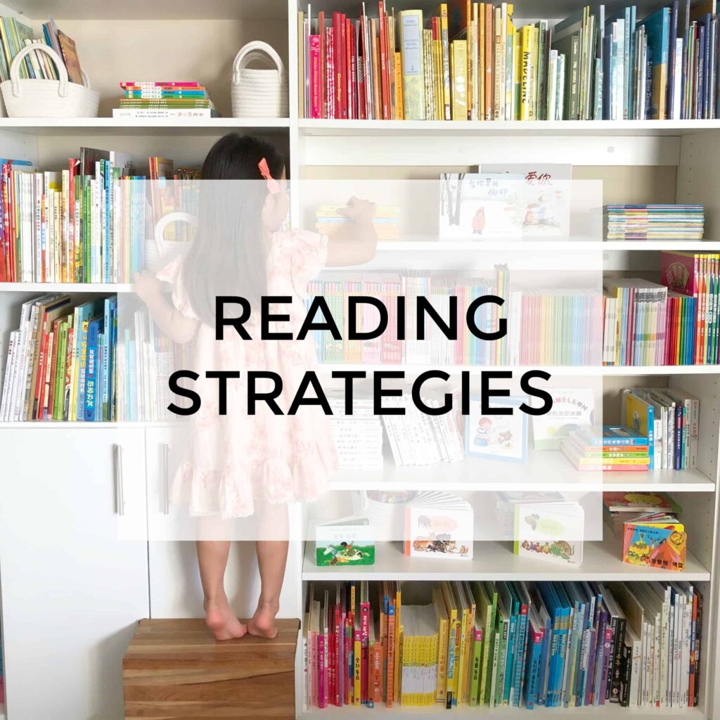 Strategies that help children learn to read Chinese, English, Korean