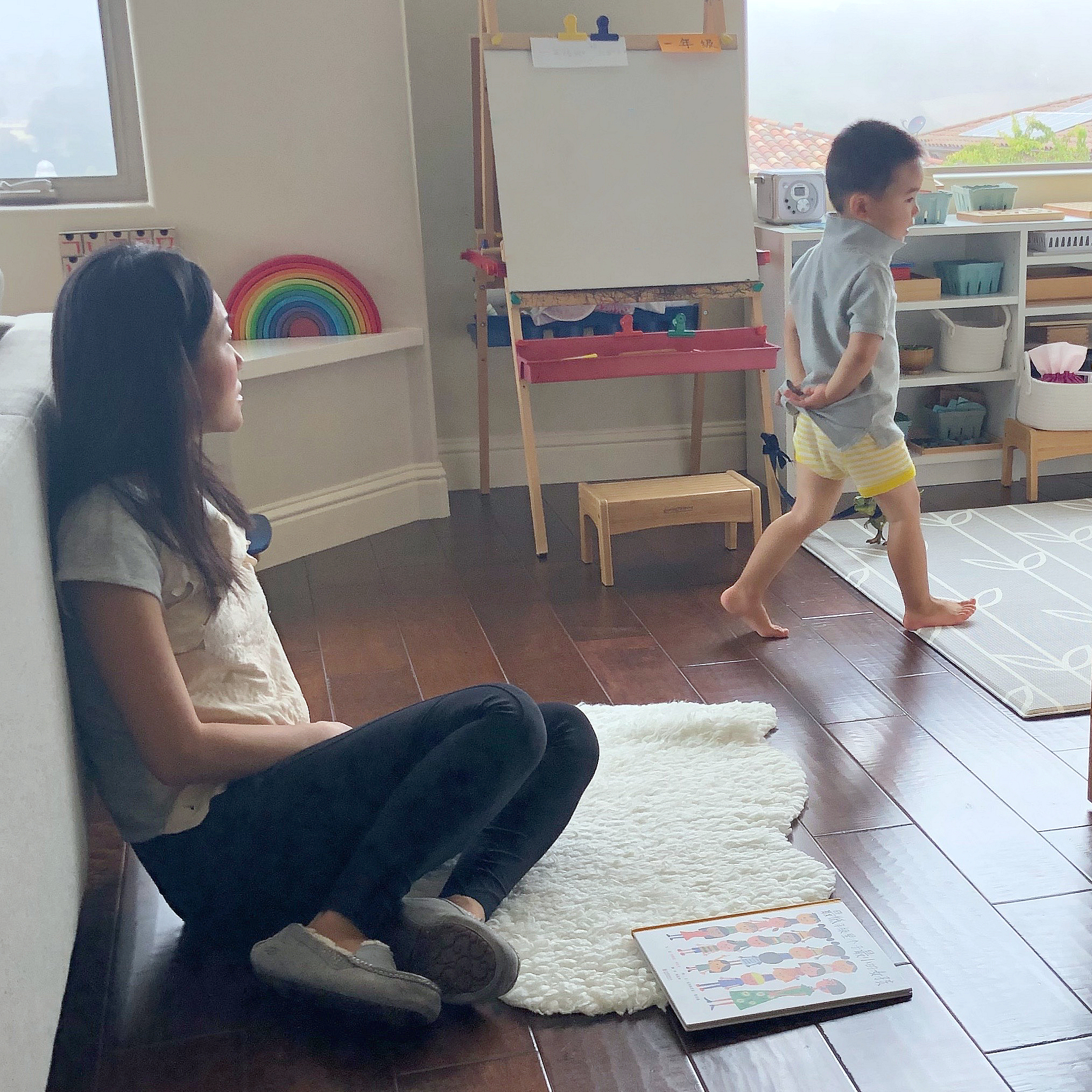 Why is My Child Not Paying Attention to Books in the Minority Language?