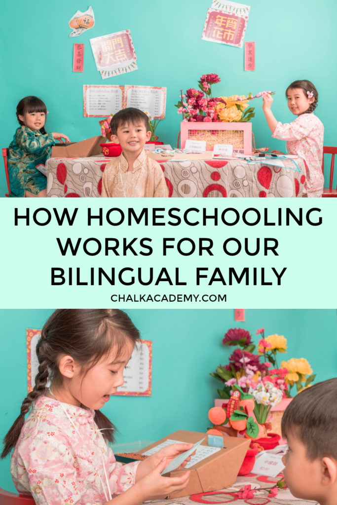 Bilingual Homeschooling: A Mom of 4 Shares Her Experience and Advice