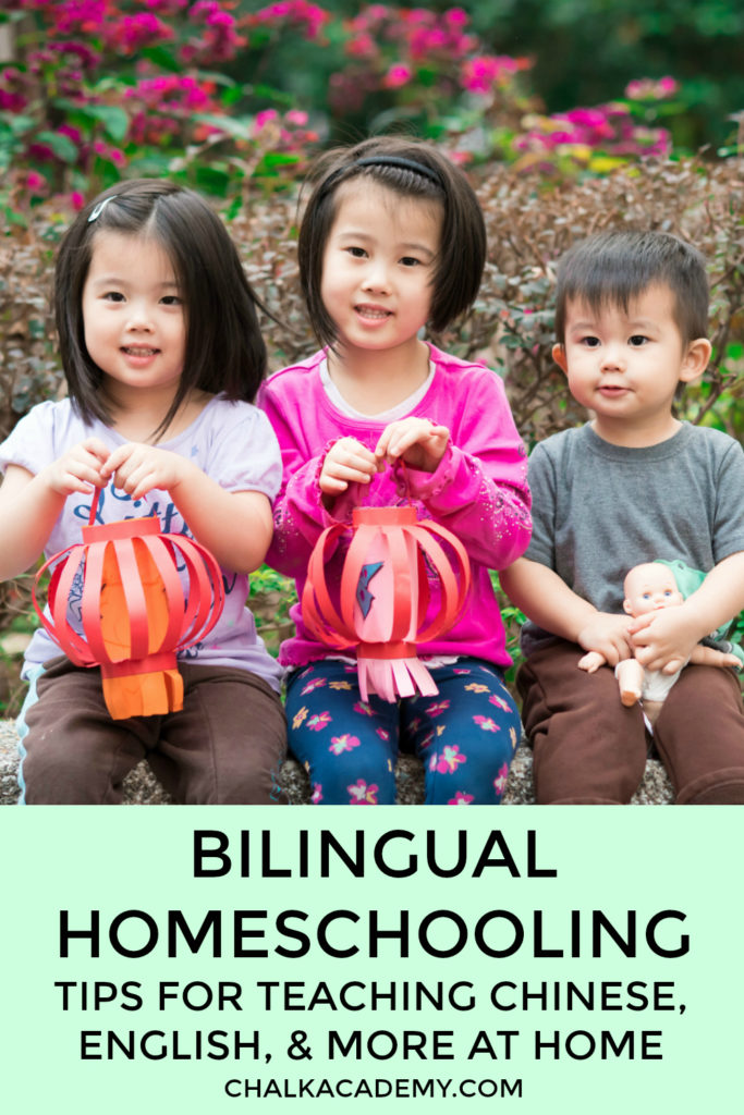 Bilingual Homeschooling: A Mom of 4 Shares Her Schedule and Advice