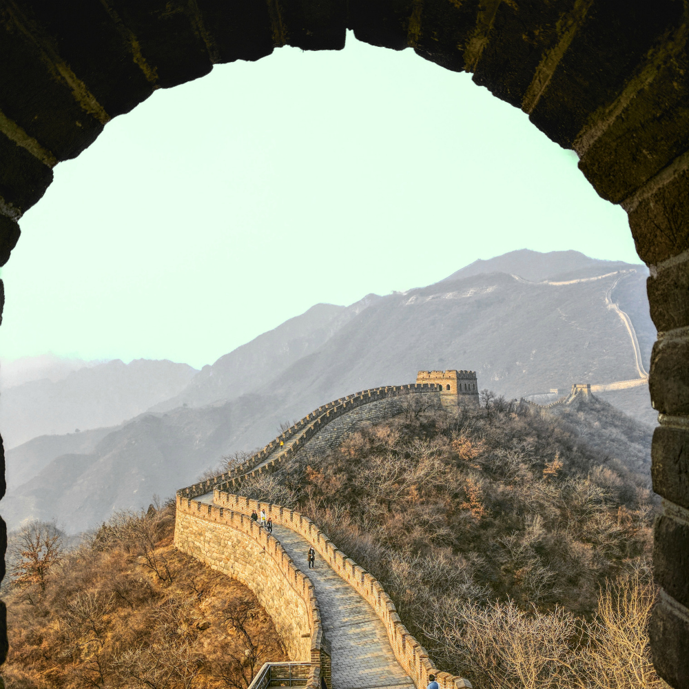 Great Wall of China - Best Chinese Teaching Accounts on Instagram