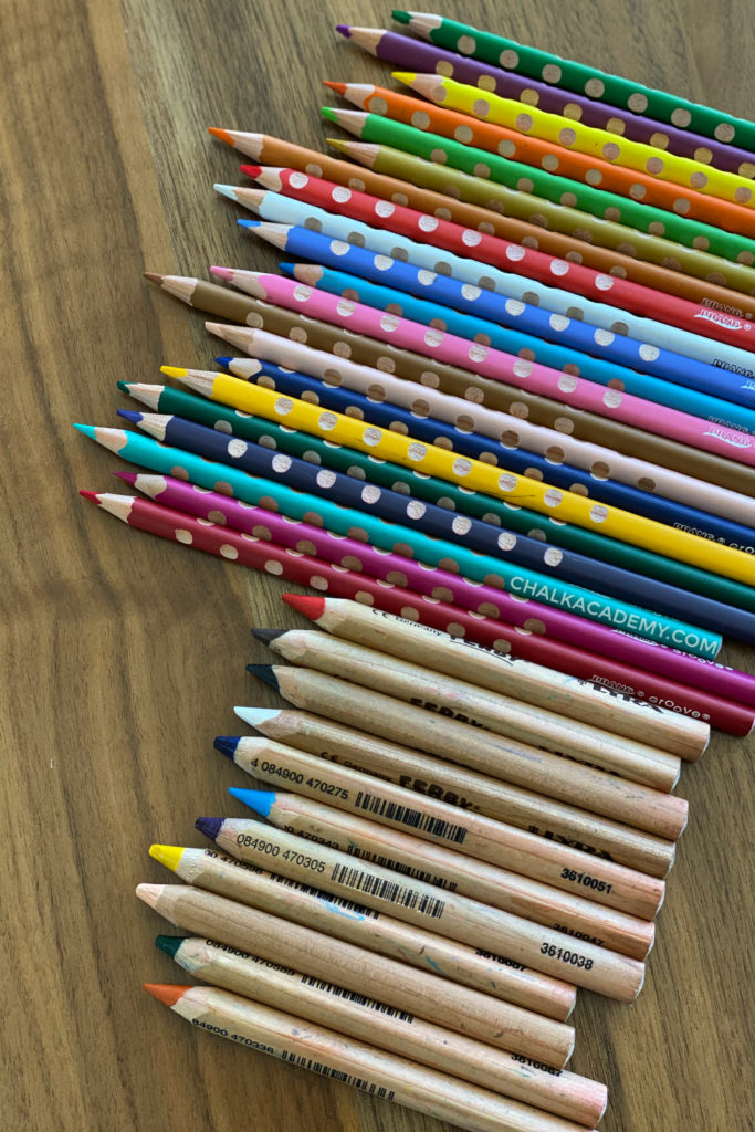 Must-Have School and Art Supplies for Bilingual Families: Favorite ergonomic colored pencils for children and adults