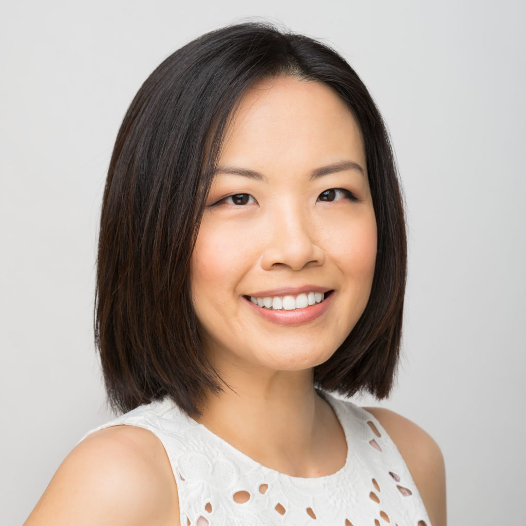 Lianne Ong, Singaporean author and owner of HeartFelt Makan Felt Play Food Toys