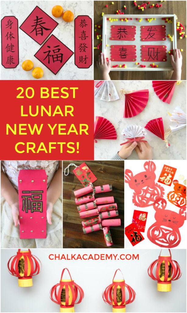 20 Best Lunar New Year Crafts