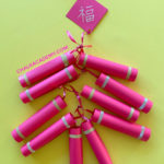 Easy Chinese firecrackers craft
