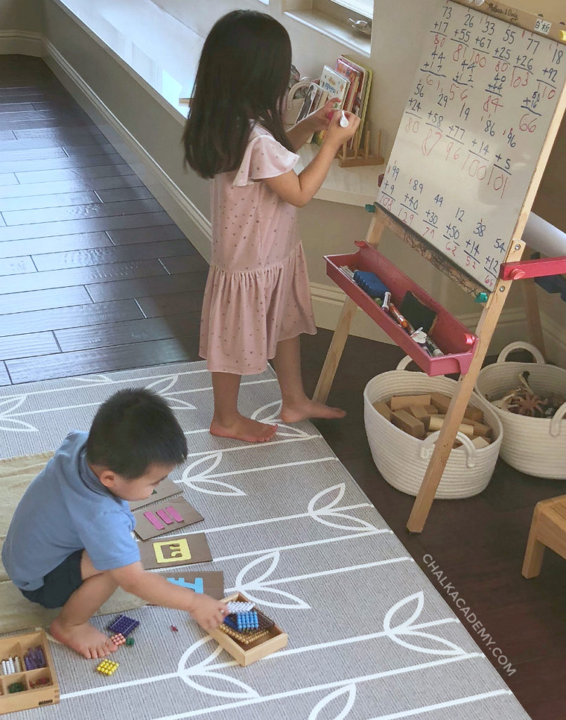 Chinese math resources for kids