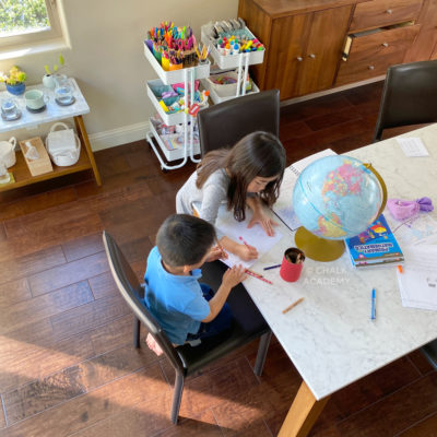 10 Survival Tips for Working While Homeschooling