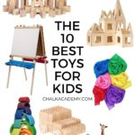 10 Best open-ended toys for kids of all ages