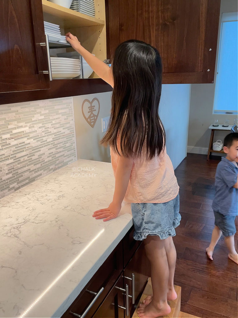 How We Keep our Kitchen Safe and Organized with Kids