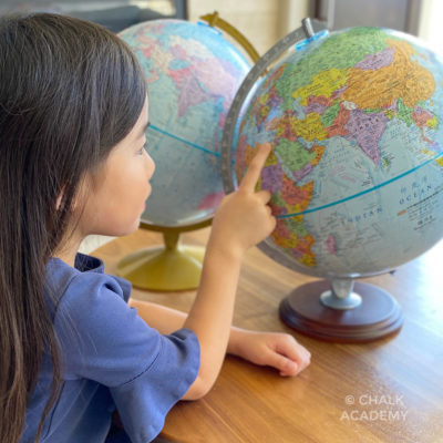 Favorite World Globes for Kids of All Ages (Bilingual)