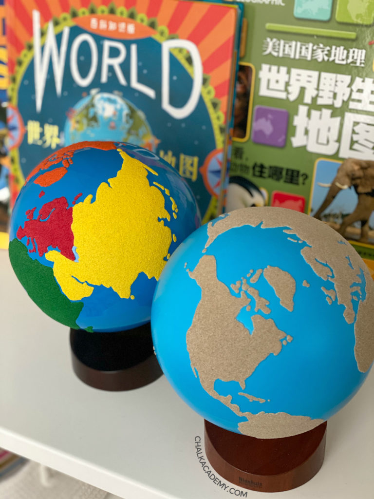 Our Favorite World Globes for Kids of All Ages!