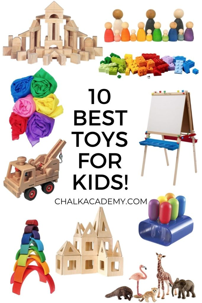 10 BEST OPEN-ENDED TOYS FOR KIDS, BOYS AND GIRLS