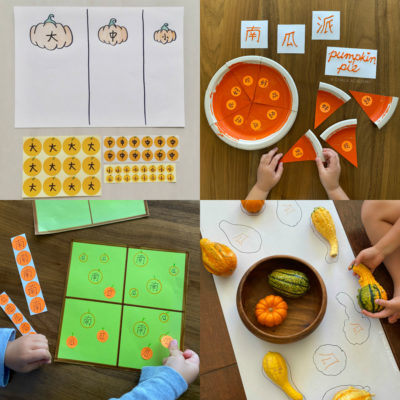 9 Easy Chinese Pumpkin Activities Your Kids Can Do Today!