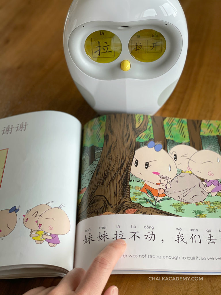 Luka Hero reading Sagebooks Chinese leveled reader