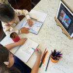 Bilin Academy Chinese art classes for kids