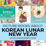 Korean Lunar New Year Books Seollal
