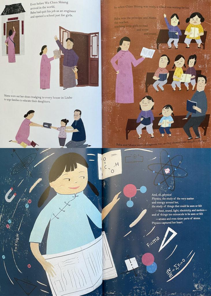 物理天后 推翻宇宙定律的吳健雄 Queen of Physics: How Wu Chien Shiung Helped Unlock the Secrets of the Atom