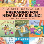 Realistic and relatable books about pregnancy - Montessori friendly and diverse