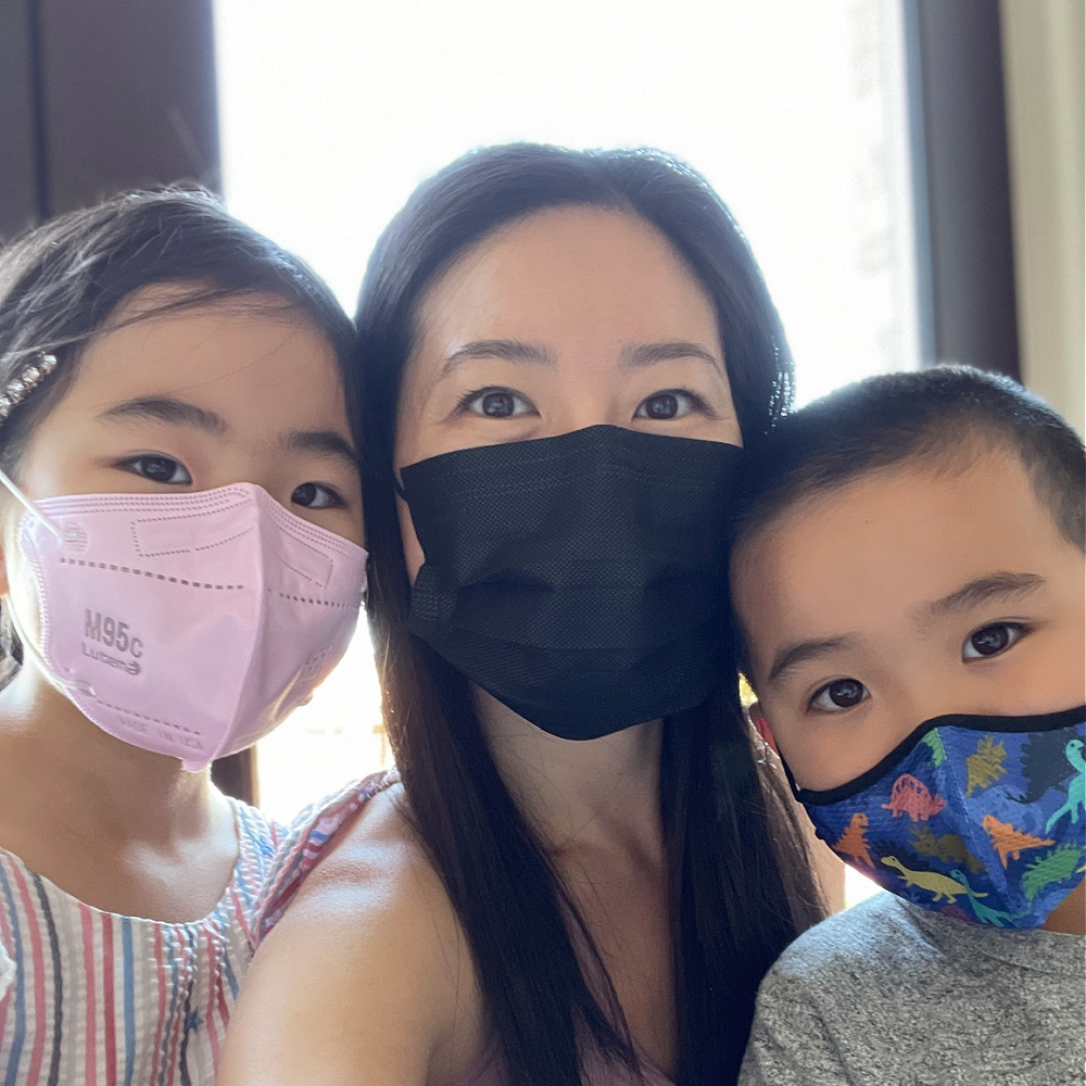 Review of Cloth Masks and KN95 Masks for Kids and Adults With Coupons