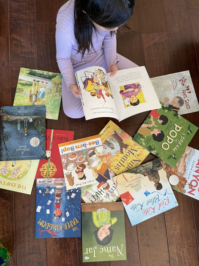 Children's Picture Books That Celebrate Asians in Chinese and English