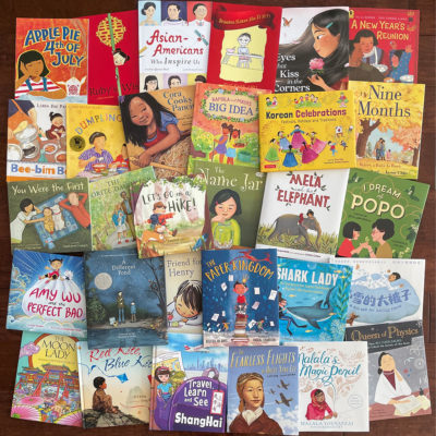 100 Picture Books That Celebrate Asians and Asian Americans